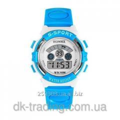 Hours of S-Sport Multi light blue