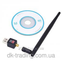 Usb Wi Fi network adapter 150Mbps + antenna