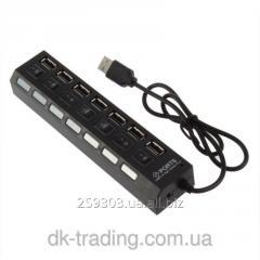Usb hub of Switch 7-Port black