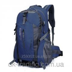 Backpack sports Mountain dark blue