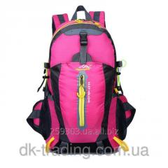 Backpack sports Mountain pink yellow