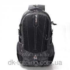 Backpack marching Ozon 50L black