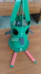 Дозатори сипучих матеріалів у клапанні мішки