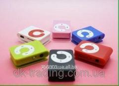MP3 player Clip