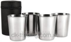 D10 glass marching of stainless steel 4 of piece