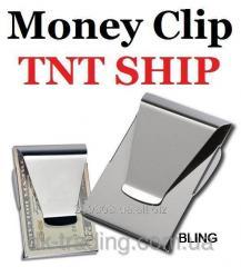 Clip for money of Bling