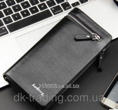 Man's clutch of Baellerry black