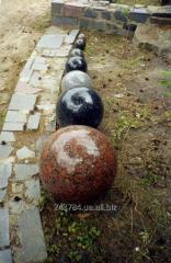 Rail-post Spheres
