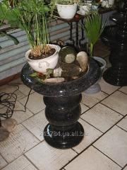 Fountain granite 202