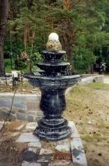 Fountain granite 207