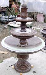 Fountain granite 208