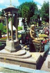 Monument granite KP-1