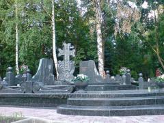 Monument granite Sargsyan 1