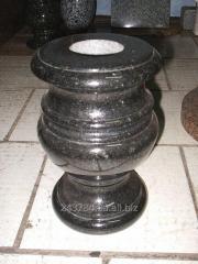 Vase granite B0