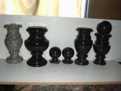 Vase granite B3
