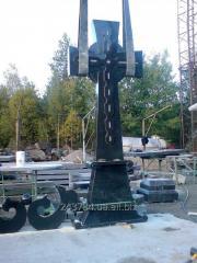 Cross granite 8B3