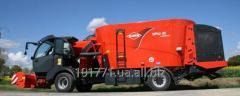 Dump forward / Kuhn 619126 briske