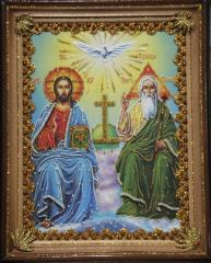 The icon of the Holy Trinity (Cherkasy), icons of