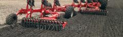 Spring harrow Gregoire Besson 850100584