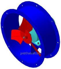 Fans axial low pressure of BO 06-300