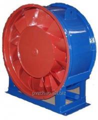 Fans axial average pressure B 2,3-130