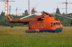Helicopters Mi-8T, Mi-14