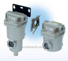 AMG moisture separator