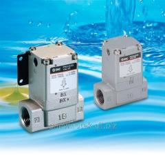 Air-controlled valve 2/2 VNA
