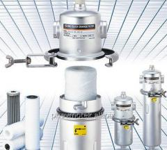 The industrial filter for FQ1 liquids
