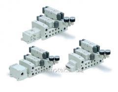 Distributor 5/2, 5/3 VSR/VSS