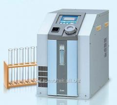HEC temperature regulator