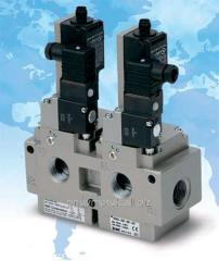 Electromagnetic valve 3/2 VG342-X87