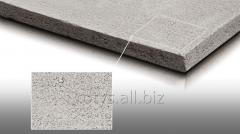 Plate nonflammable heat-insulating basalt TUU
