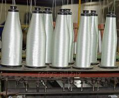 Line of production of proshivny mats