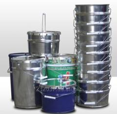Metal container: tanks, barrels, buckets