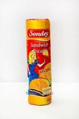 Печенье Sondey с шоколадом,  500г