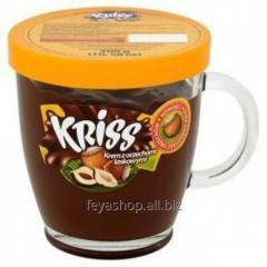 Шоколадна намазка Kriss с фундуком, 300 г