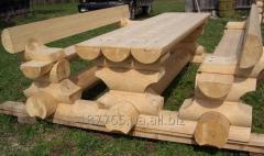 Furniture garden wooden producer