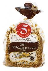 Borodinsky Is Newer bread
