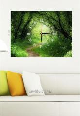 Picture hours 30х40, art. 3TC-155-W-3040