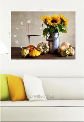 Picture hours 30х40, art. 3TC-158-W-3040
