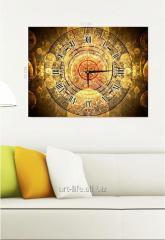 Picture hours 30х40, art. 3TC-162-W-3040