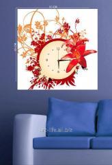 Picture hours 60х60, art. 3TC-244-W-6060