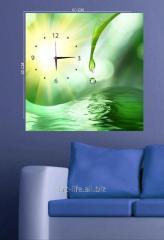 Picture hours 60х60, art. 3TC-248-W-6060