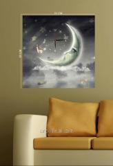 Picture hours 60х60, art. 3TC-255-W-6060