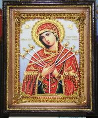 Blessed Virgin Mary's icon (Cherkasy), the