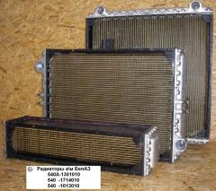Autoradiators BelAZ, repair of radiators, Mariupol