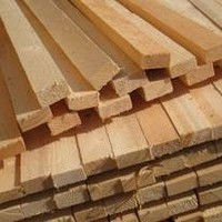 Lath wooden, whetstone (pine)