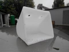 Buckets polymer