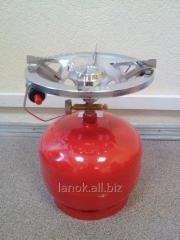 Gas set Picnic of Italy of Pyezo Orgaz of 2.6 kW